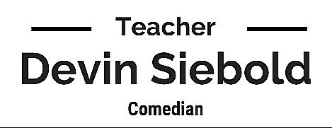 Devin Siebold